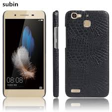 huawei gr3. for huawei gr3 case crocodile leather back cover hard protector enjoy 5s / gr3