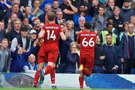 Keep the blues flag flying high ! Fabinho S Milestone Trent S Chelsea Rocket Lauded But Liverpool Have Done Nothing Yet Liverpool Fc This Is Anfield