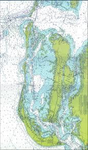Pine Island Sound Chart Pine Island Sound Fishing Map Image Of Fishing