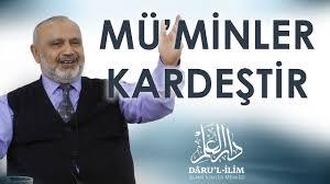 Şevki Yılmaz Daru'l İlim'de - Dâru'l İlim - İslami İlimler Merkezi