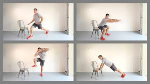 the standing 7 minute workout the new