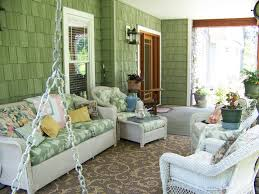 wicker furniture decorating ideas. Best Front Porch Furniture Ideas To Adopt : Perfect Home Exterior Design With Green Wall And Wicker Decorating