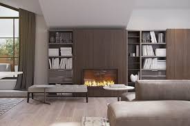 Captivating Modern Fireplace Wall Pics Decoration Ideas ...