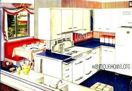 Perfect Colorful Kitchen Decor Vintage Kitchen Decor Ideas Retro Kitchen Decor  Mixers And Breadboxes For Retro Design