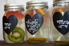 Decorating Mason Jars For Drinking ☞ Charming Mason Jar Labels To Consider In 100 § From Shopatrend 15