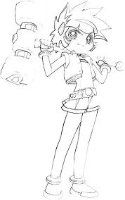 Powerpuff Girls Z Coloring Pages Page Acnee
