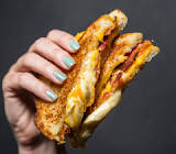 bacon cheese melts