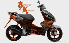 Yamaha Aerox by ktb-kevin on DeviantArt