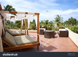 Ocean Bedroom Outdoor Cabana Bed Incredible Beds On A Rooftop Overlooking