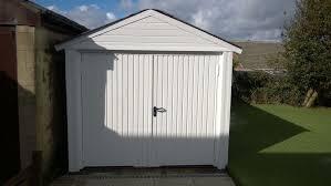 garador side hinged garage door by abi