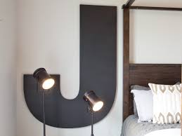 large wall letter in black craftcuts com