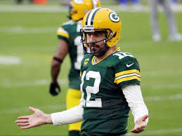 Chasing Rivals Keeps Aaron Rodgers ...