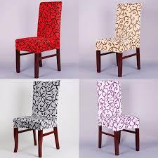 elegant spandex elastic stretch chair seat cover computer dining room wedding kitchen decor