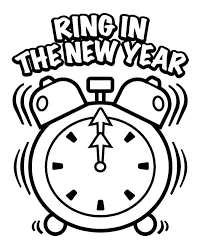 Small Picture Happy New Year Printable Coloring Pages Happy Greeting Images