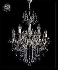traditional crystal chandelier solid brass casting frame gold or silver
