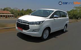 new car launches in bangaloreNew Toyota Innova Crysta Launched Price Starts at Rs 1384 Lakh