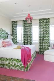 Patterned Bed Skirts