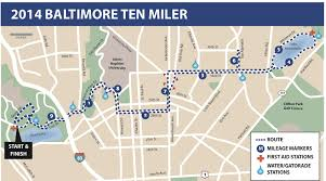 Baltimore 10 Miler Elevation Chart Baltimore 10 Miler Race Recap Married And Marathoning