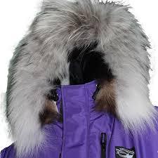 wolf wolverine fur ruff