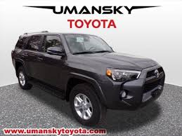 New 2019 Toyota 4Runner For Sale | Charlottesville VA | Stock #:K5614025