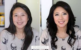 make up is magic on asian bride before after and zhang ziyi makeup transformation