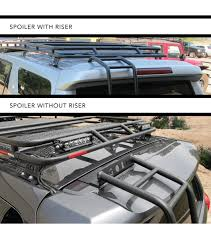 GOBI Toyota 4Runner 2002-2009 Rear Ladder - Driver Side - With ...