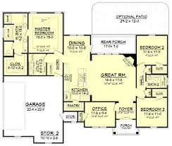 2800 square foot house plans two story inspirational 2800 sq ft house plans single floor