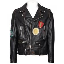 saint lau patches motorcycle leather jacket special offer find jackets saint lau