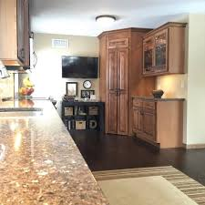walk in pantry in kitchen corner you corner walk in pantry no cabinet