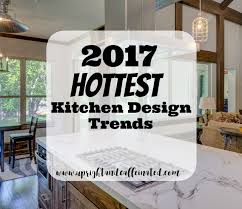 Small Picture 2017 Hottest Kitchen Trends Upright and Caffeinated