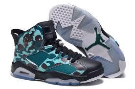 jordan shoes 2015 for girls. girls new air jordan 6 retro gs camo black teal for sale online shoes 2015
