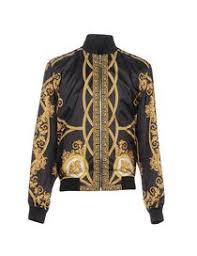 <b>Пальто</b> И Куртки от <b>Versace</b> для Мужчин - YOOX Россия