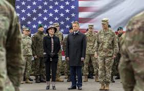 us army dvids news us and poland celebrate announcement of us