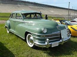 chrysler windsor 1948 chrysler windsor 4 door sedan