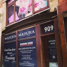 reduced madura nyc french home decor shop to open in the flatiron