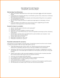 4 Resume Layout For First Job Inventory Count Sheet