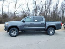 2018 New Toyota Tacoma SR5 Double Cab 5' Bed V6 4x4 Automatic at ...