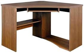 Small corner wood home office Solid Wood Medium Size Of Bestar Hampton Wood Home Office Corner Computer Desk Small Gymax Shaped Cheap Kvkkhordha Home Office Corner Computer Desk Gymax Shaped Felix Wooden Desks