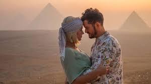 'Egyptian magic <b>got my heart</b>': Katy Perry and Orlando Bloom visit ...