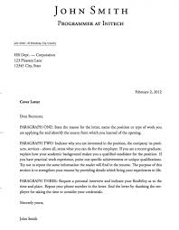 Cover Letter Format Examples Template Classy Latex Templates Cover Letters Inside Example Cover Letter Format