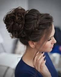 Coiffure Chignon Cheveux Mi Long Mariage
