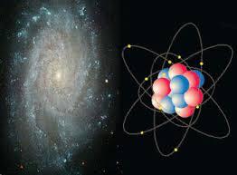 Resultado de imagen de Lo grande y lo pequeño en el universo