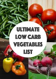 High Carb Vegetables Chart Low Carb Vegetables List Searchable Sortable Guide Ketogasm