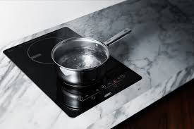 splendid 2 burner induction cooktop summit sinc2b120 120 volts portable built in