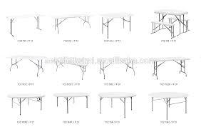 cute folding table sizes 44 htb13cd