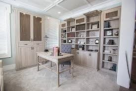 custom home office design. attractive custom home office with builtin storage and doublesided desk design g