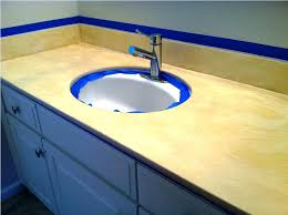 rustoleum bathroom countertop paint elegant how to repaint bathroom using in painting a rustoleum laminate countertop