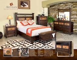 IFD 300 Valencia Bedroom by Artisan Furniture