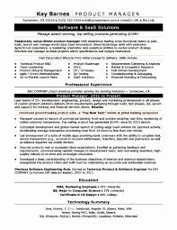 Project Manager Sample Resume Luxury Resume Templates House Manager