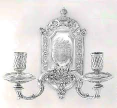 silver wall sconces silver wall sconce antique silver wall sconces
